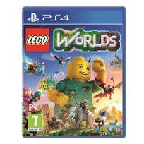 WARNER BROS - LEGO Worlds Standard Ed - PS4