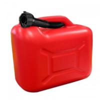 Peraline - Jerrican plastique pour l essence et gasoil 20 litres