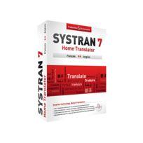 MYSOFT - SYSTRAN 7 HOME TRANSLATOR FRANÇAIS/ANGLAIS/FRANCAIS