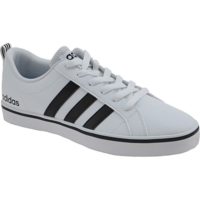 743214b905f1 Adidas - Pace Vs Aw4594 Blanc - pas cher Achat   Vente Baskets homme -  RueDuCommerce