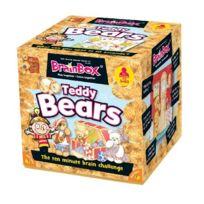 Green Board Games - Brainbox Teddy Bears
