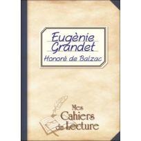 Mes Cahiers De Lecture - Eugénie Grandet