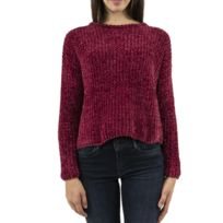 Bsb - pull hiver 040-260041 rose