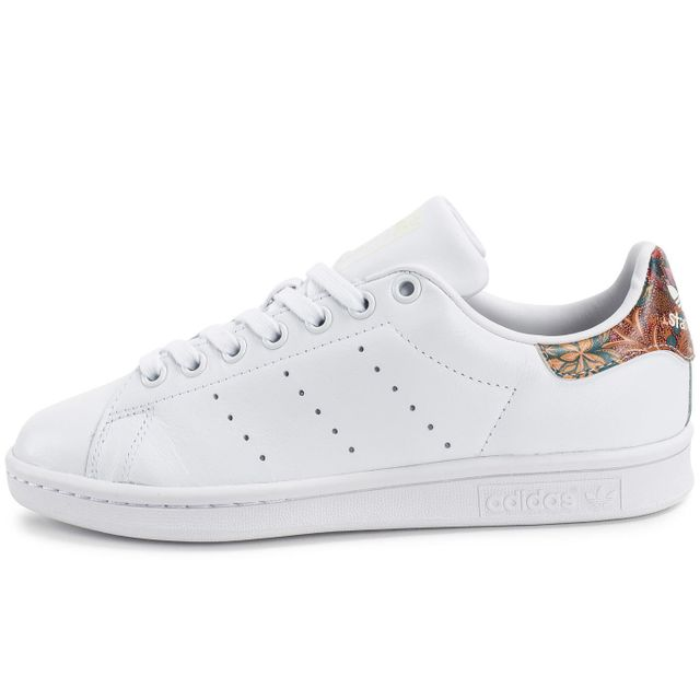 Adidas originals - Stan Smith The Farm W Bali Blanche - pas ...
