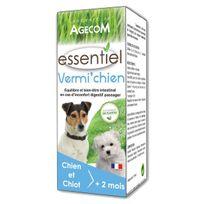 Agecom - Supplément nutritionnel Vermi chien Essentiel