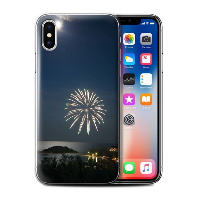 coque iphone x lune