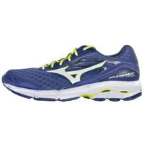 Mizuno - Wave Inspire 12 Bleue Chaussures de running homme