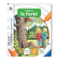 Ravensburger - Livre électronique Tiptoi : J'explore la forêt