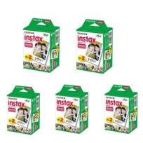 E-thinker - Fujifilm Instax Mini Blanc Film 5x20 pcs