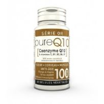 Lt Laboratoires - Pure Q10 Serie Or 100 mg - 60 capsules, Lt Labo