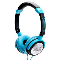 IDANCE - Crazy 501 Casque Bleu/Noir Écouteurs stereo