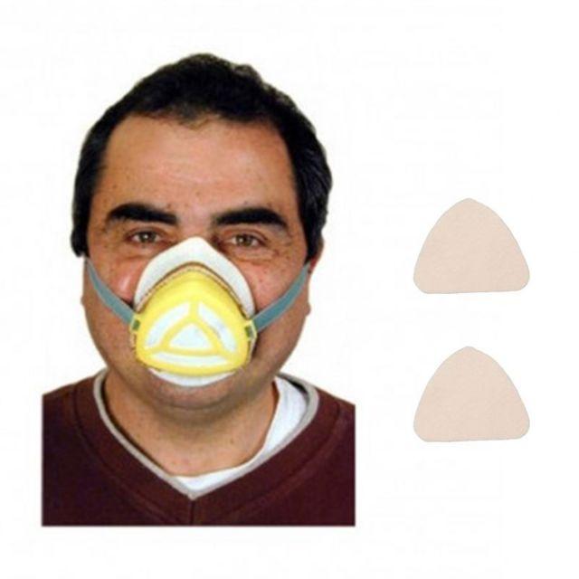 masque respiratoire microbe