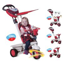Smart trike - Tricycle Dream rouge