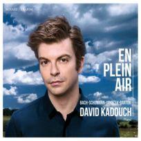 Mirare Productions - David Kadouch - En plein air DigiPack
