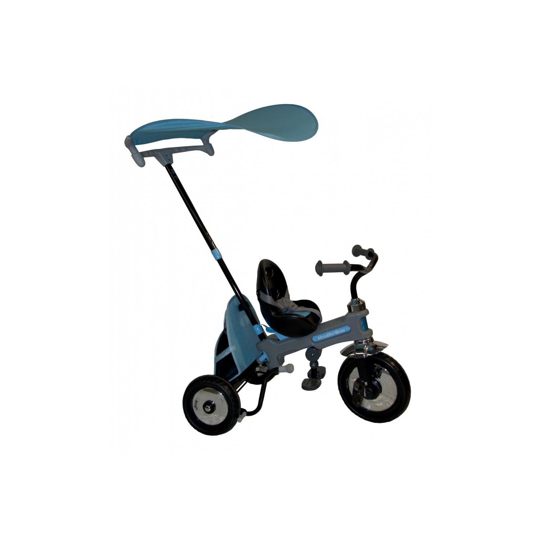 Italtrike - Azzurro Tricycle pour les petits enfants en bleu