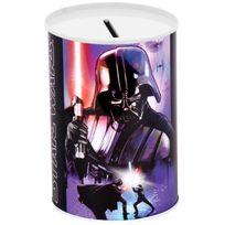 Disney - Tirelire Métal Licence Décor Stars Wars Dark Vador