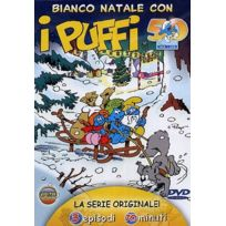 Cinehollywood Srl - I Puffi - Bianco Natale Con I Puffi SERIE Originale, SERIE Originale IMPORT Italien, IMPORT Dvd - Edition simple