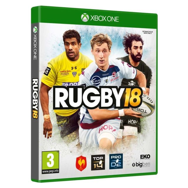 BIGBEN INTERACTIVE - Rugby 18 pour Xbox One