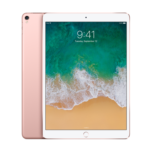 apple ipad pro 10 5 64 go wifi cellular mqf22nf a or rose pas cher achat vente. Black Bedroom Furniture Sets. Home Design Ideas