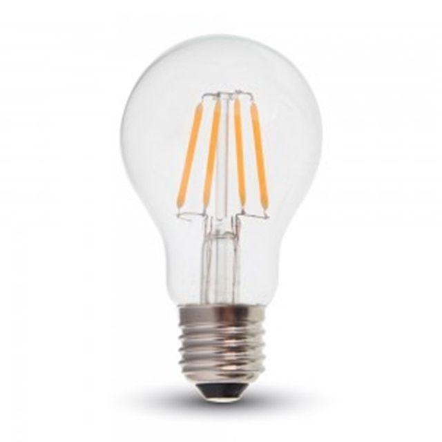 vtac ampoule led e27 4w filament blanc chaud pas cher achat vente ampoules led rueducommerce. Black Bedroom Furniture Sets. Home Design Ideas