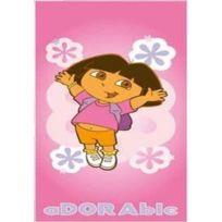 Dora l'Exploratrice - Plaid couverture polaire Adorable Dora 160 cm
