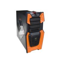 COUGAR - Boitier PC Challenger - Orange