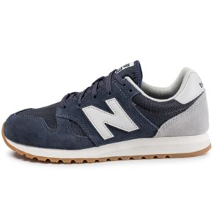basket new balance bleu marine et or