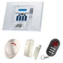 Visonic - PowerMax Pro - Alarme maison agrée assurances Nf&a2p Kit 1