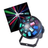 Kool light - Jeu de lumière Doue à 4 Leds de 4W