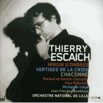 Accord - Thierry Escaich - Oeuvres symphoniques : Miroir d'ombres, Vertiges de la croix, La chaconne
