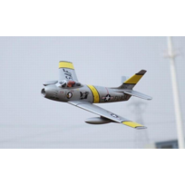 FREEWING MODEL - FREEWING F-86 Sabre 80mm 6S PNP Jolley Roger