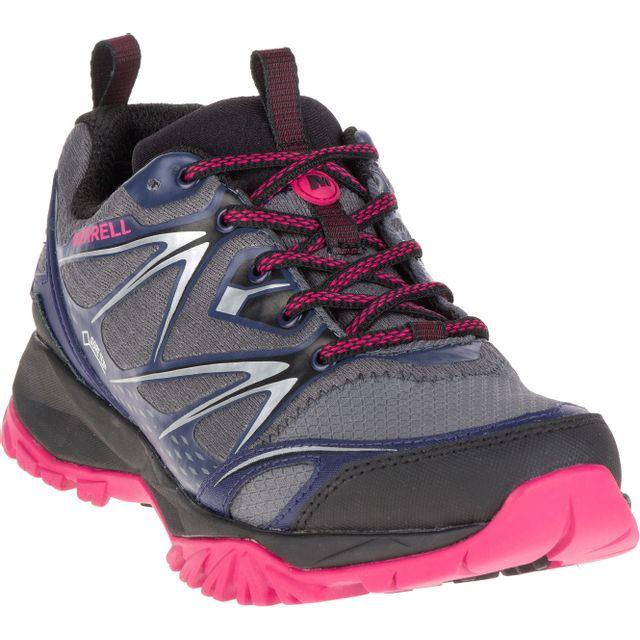 Gore Chaussures Capra Grisviolet Bolt Pas Merrell Cher Tex Fc1lK3JT