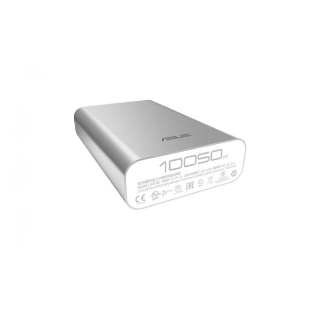 Asus - Batterie externe Zenpower argenté 10050mAh