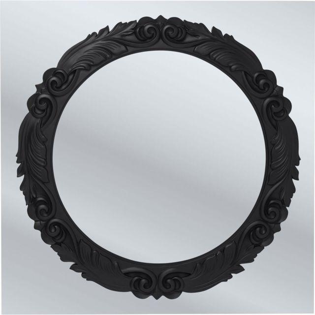 Karedesign Miroir Firenze 120x120cm Kare Design