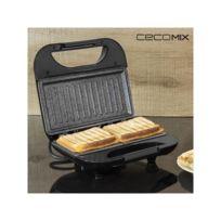 Cecomix - Grille-Sandwichs Square 3030 750W
