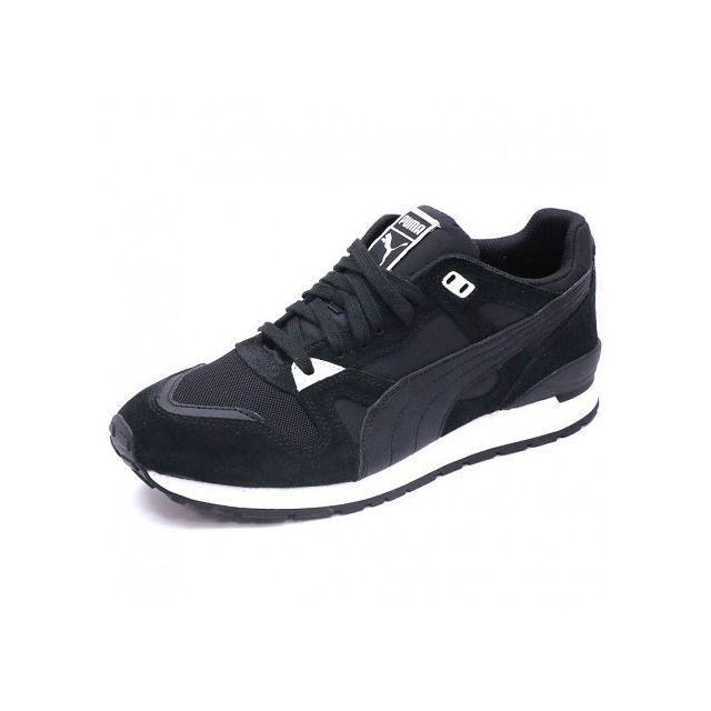 Classic Homme Puma Cher Chaussures Duplex Achat Vente Noir Pas UxIwfEIq