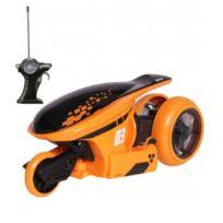 Maisto - Moto radiocommandée Cyklone 360° Orange