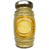 Louit Freres - Moutarde a l'Estragon Aromatique 130g