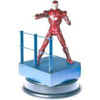 Dragon Models - Dm38123 - Figurine - Bande DessinÉE - Iron Man 3 - Mark Xxxiii Silver Centurion - Action Vignette