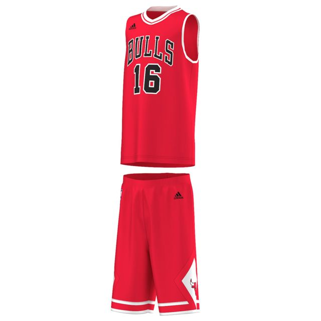 Adidas performance Maillot Chicago Bulls Mini Kit short