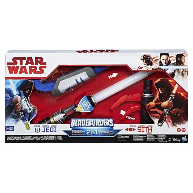 STAR WARS Star-Wars - Sabre choisis ta force - C1412EU40