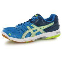 Asics - Ch Gel Rocket 7 bleu, chaussures indoor homme