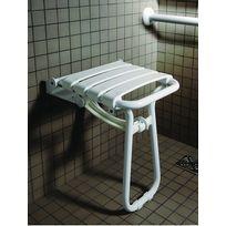 Pellet Asc - Siège de douche escamotable Pellet 047630 Blanc