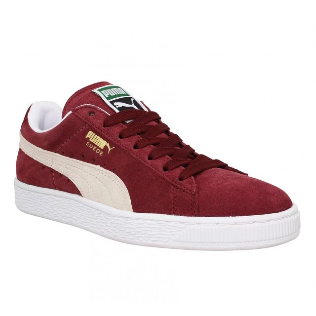 puma suede homme solde
