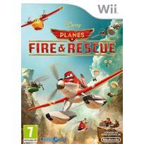 Namco Bandai Games - 171728 - Disney Planes - Fire And Rescue - Nintendo Wii