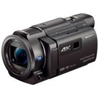 SONY - Handycam® 4K AXP33 avec projecteur intégré