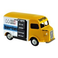 Le commerce international - Norev - C80130 - VÉHICULE Miniature - ModÈLE À L'ÉCHELLE - CitroËN Hy - Assistance Berliet - SÉRIE LimitÉE - Echelle 1/43
