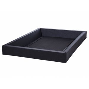 beliani cadre en mousse pour matelas eau 180x220x20. Black Bedroom Furniture Sets. Home Design Ideas