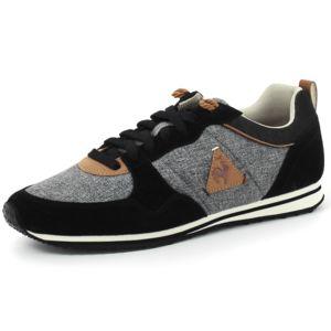 Le Coq Sportif - Bolivar City Casual Chaussures Mode Sneakers Homme Noir