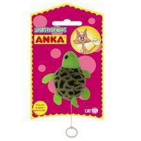 Anka - Jouet pour Chat Tortue Mécanique
